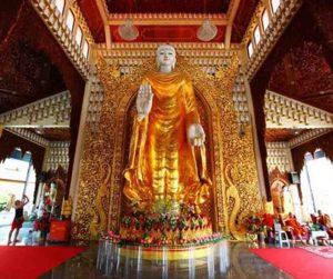 penang van rental - dharmikarama burmese temple (3)