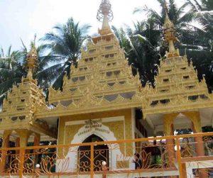 penang van rental - dharmikarama burmese temple (5)