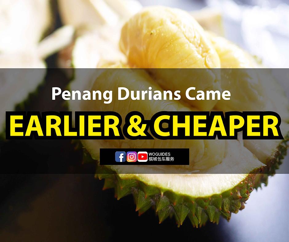 penang van rental - facebook durians