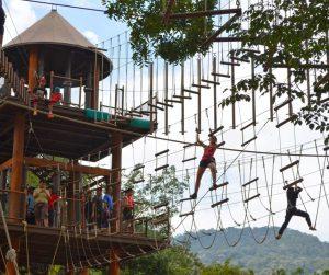 penang van rental - penang escape theme park (6)