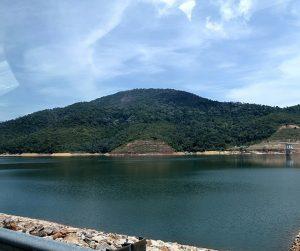 penang van rental - teluk bahang dam (8)