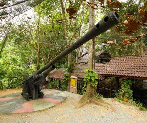 penang van rental - penang war museum (5)
