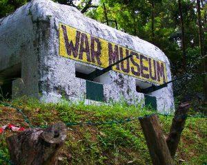 penang van rental - penang war museum (8)