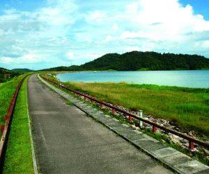 penang van rental - mengkuang dam (8)