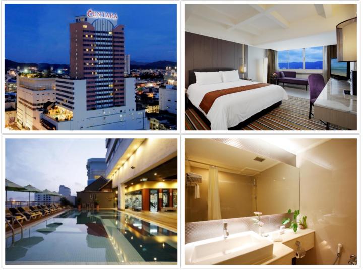 Hatyai van rental - centara hotel hatyai-720x540