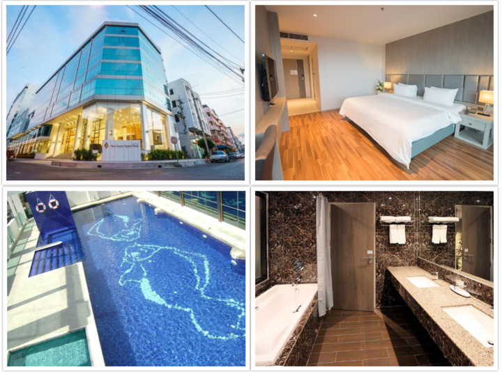 Hatyai van rental - new season square hotel hatyai -720x540