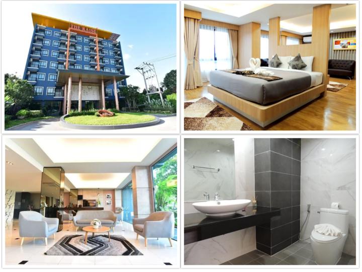 Hatyai van rental - the raise hotel hatyai -720x540