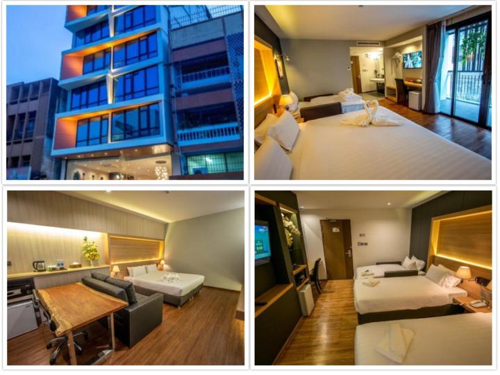 Hatyai van rental - the three hatyai hotel -720x540