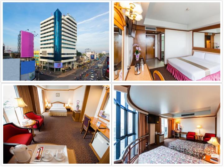 Hatyai van rental - vl hatyai hotel -720x540