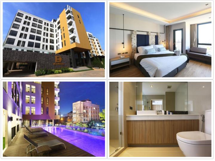 Hatyai van rental - w3 hotel hatyai -720x540