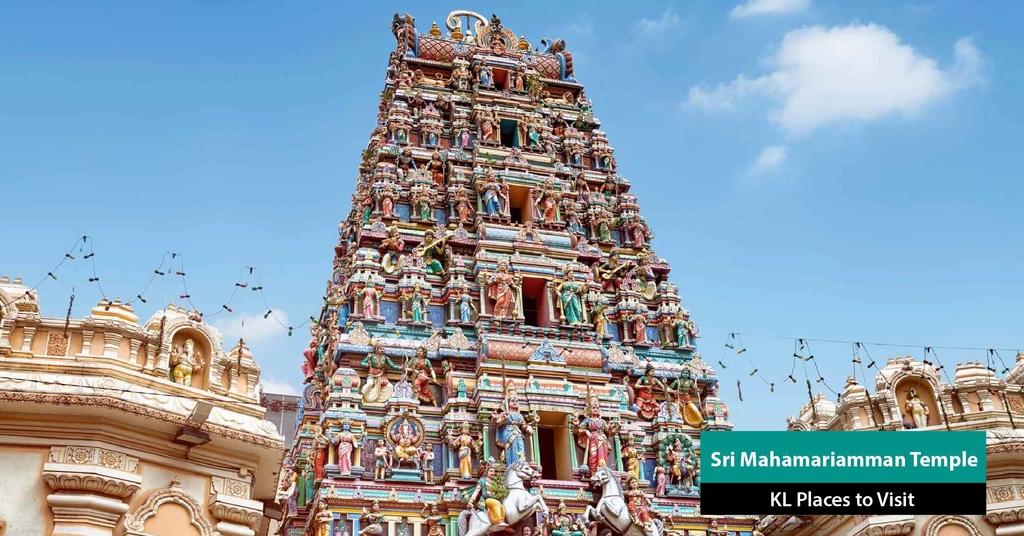 sri-mahamariamman-temple-kl-van-rental