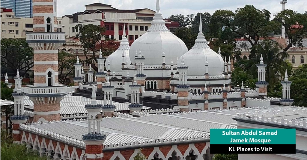 sultan-abdul-samad-jamek-mosque-kl-van-rental